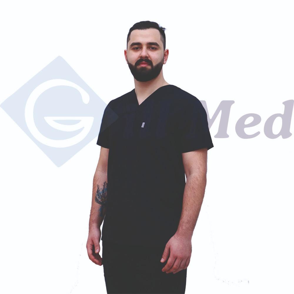 Qara Alpaka Kişi Tibbi Dəst